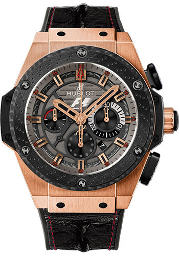 Hublot Watches - Big Bang King Power 48mm F1 Great Britain - Style No: 703.OM.6912.HR.FMC12