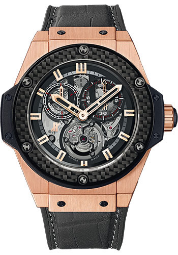 Hublot Watches - Big Bang King Power 48mm Minute Repeater Chrono Tourbillon - Style No: 704.OQ.1138.GR