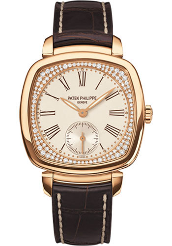 Patek Philippe Watches - Gondolo Ladies Rose Gold - Style No: 7041R-001
