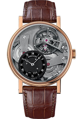 Breguet Watches - Tradition 7047 - Grande Complication Fusee Tourbillon - Style No: 7047BR/G9/9ZU