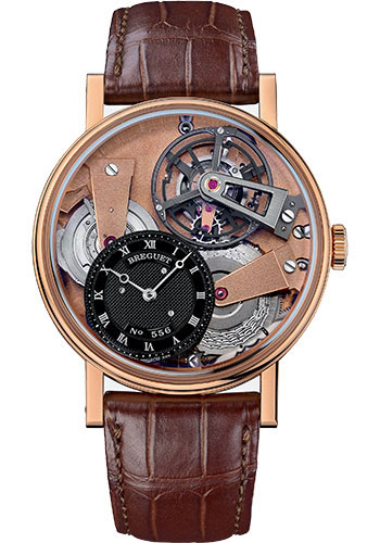 Breguet Watches - Tradition 7047 - Grande Complication Fusee Tourbillon - Style No: 7047BR/R9/9ZU