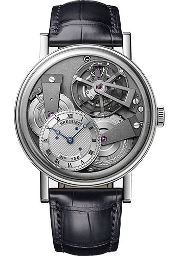 Breguet Watches - Tradition 7047 - Grande Complication Fusee Tourbillon - Style No: 7047PT/11/9ZU
