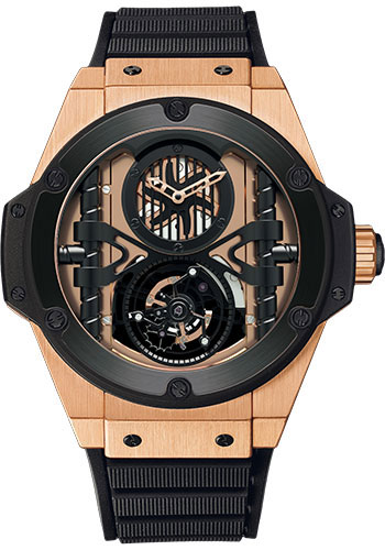 Hublot Watches - Big Bang King Power 48mm Tourbillon - Style No: 705.OM.0007.RX