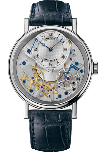 Breguet Watches - Tradition 7057 - 40mm - Style No: 7057BB/11/9W6