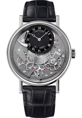 Breguet Watches - Tradition 7057 - 40mm - Style No: 7057BB/G9/9W6