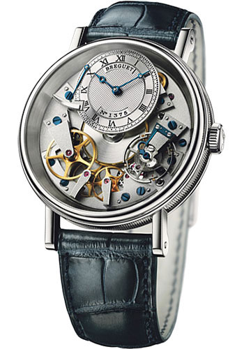Breguet Watches - Tradition 40mm - White Gold - Style No: 7057BB/11/9W6