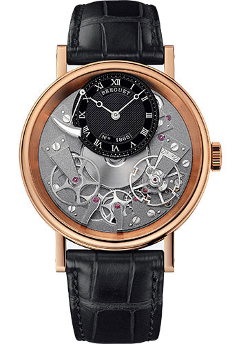 Breguet Watches - Tradition 7057 - 40mm - Style No: 7057BR/G9/9W6