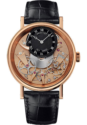 Breguet Watches - Tradition 7057 - 40mm - Style No: 7057BR/R9/9W6