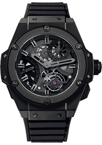 Hublot Watches - Big Bang King Power 48mm Tourbillon GMT - Style No: 706.CI.1110.RX