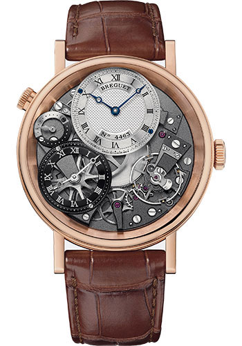 Breguet Watches - Tradition 7067 - 40mm - Style No: 7067BR/G1/9W6