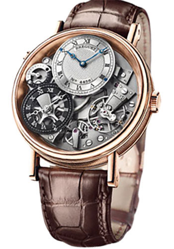 Breguet Watches - Tradition 40mm - Rose Gold - Style No: 7067BR/G1/9W6