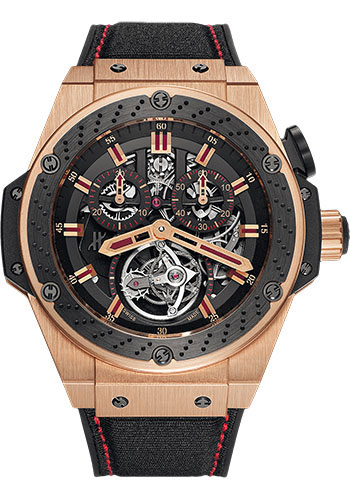 Hublot Watches - Big Bang King Power 48mm Tourbillon F1 - Style No: 707.OM.1138.NR.FMO10