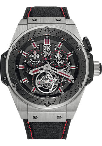 Hublot Watches - Big Bang King Power 48mm Tourbillon F1 - Style No: 707.ZM.1123.NR.FMO10