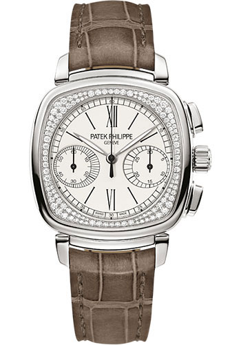 Patek Philippe Watches - Complications Ladies First Chronograph - Style No: 7071G-001