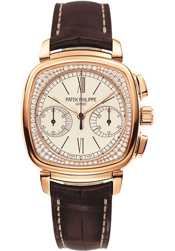 Patek Philippe Watches - Complications Ladies First Chronograph - Style No: 7071R-001