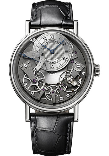 Breguet Watches - Tradition 40mm - White Gold - Style No: 7097BB/G1/9WU