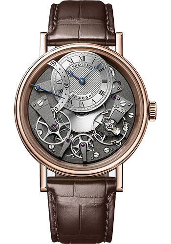 Breguet Watches - Tradition 7097 - Automatique Seconde Retrograde - Style No: 7097BR/G1/9WU