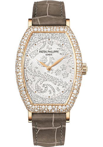 Patek Philippe Watches - Gondolo Ladies Rose Gold - Style No: 7099R-001