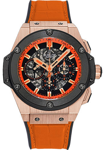 Hublot Watches - Big Bang King Power 48mm Punta Del Este Uruguay - Style No: 710.OM.1129.NR.PDE11