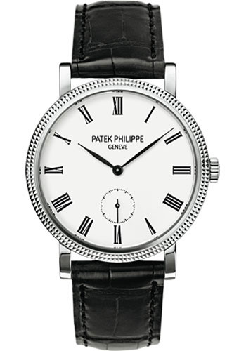 Patek Philippe Watches - Calatrava 31mm - Style No: 7119G-010