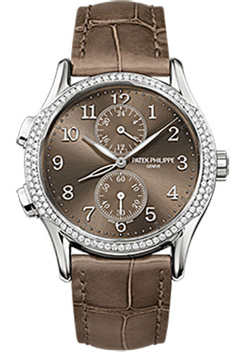 Patek Philippe Watches - Complications Ladies Dual Time - Style No: 7134G-001