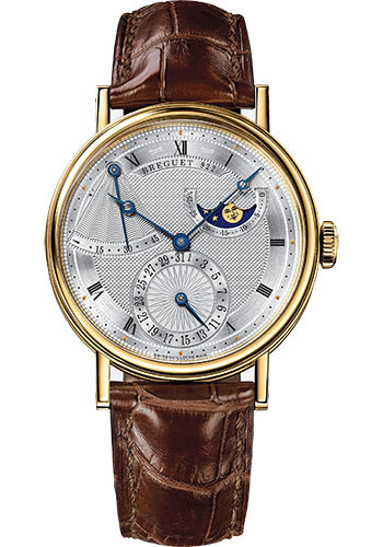 Breguet Watches - Classique 7137 - Power Reserve - 39mm - Style No: 7137BA/11/9V6