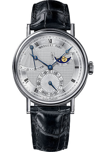 Breguet Watches - Classique 7137 - Power Reserve - 39mm - Style No: 7137BB/11/9V6