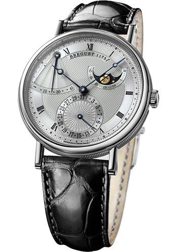 Breguet Watches - Classique 39mm - White Gold - Style No: 7137BB/11/9V6