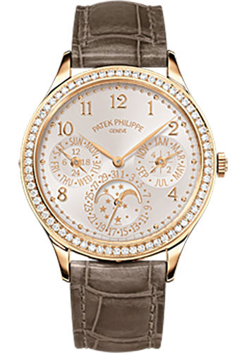 Patek Philippe Watches - Grand Complications Ladies Perpetual Calendar - Style No: 7140R-001