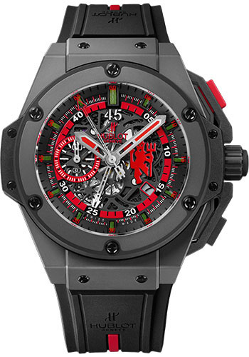 Hublot Watches - Big Bang King Power 48mm Red Devil - Style No: 716.CI.1129.RX.MAN11