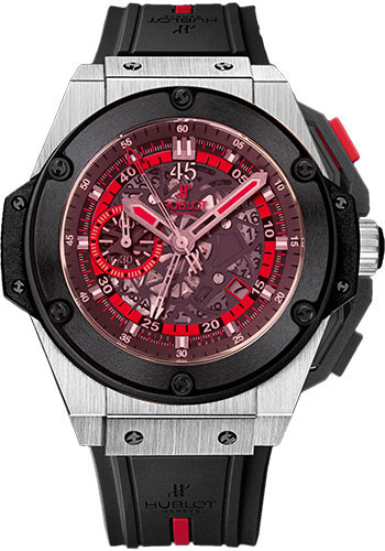 Hublot Watches - Big Bang King Power 48mm UEFA Euro 2012 - Style No: 716.NM.1129.RX.EUR12