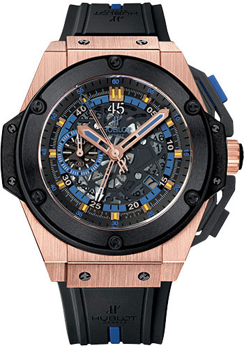 Hublot Watches - Big Bang King Power 48mm UEFA Euro 2012 - Style No: 716.OM.1129.RX.EUR12.Ukraine