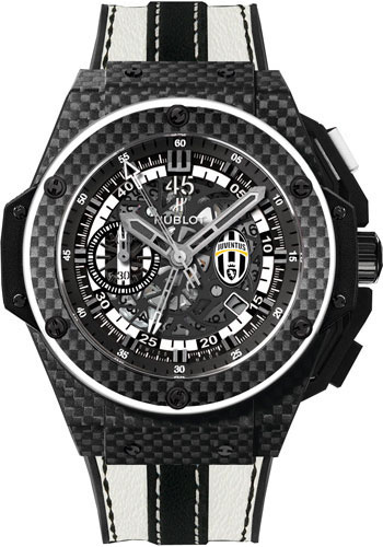 Hublot Watches - Big Bang King Power 48mm Juventus - Style No: 716.QX.1121.VR.JUV13
