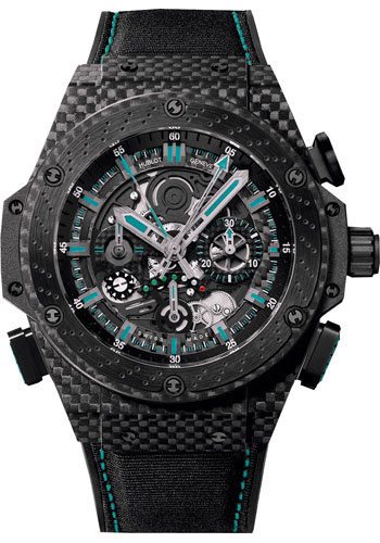 Hublot Watches - Big Bang King Power 48mm F1 Abu Dhabi - Style No: 719.QM.1729.NR.FAD11