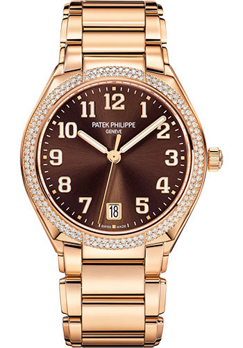 Patek Philippe Watches - Twenty-4 Round - 36mm - Rose Gold - Style No: 7300/1200R-001