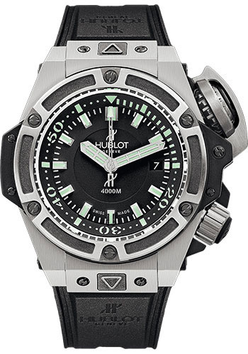 Hublot Watches - Big Bang King Power 48mm Oceanographic 4000 - Style No: 731.NX.1190.RX