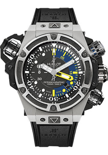 Hublot Watches - Big Bang King Power 48mm Oceanographic 1000 - Style No: 732.NX.1127.RX