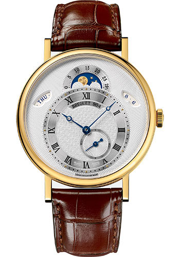 Breguet Watches - Classique 7337 - Moon Phases - 39mm - Style No: 7337BA/1E/9V6