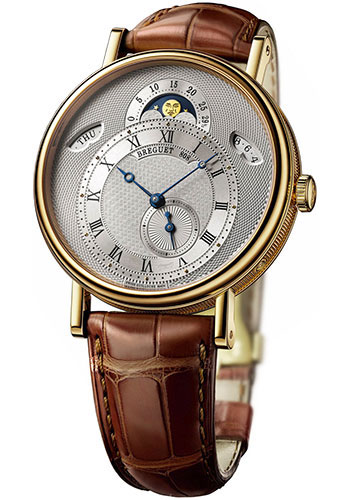 Breguet Watches - Classique 39mm - Yellow Gold - Style No: 7337BA/1E/9V6