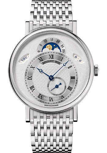 Breguet Watches - Classique 7337 - Moon Phases - 39mm - Style No: 7337BB/1E/BV0