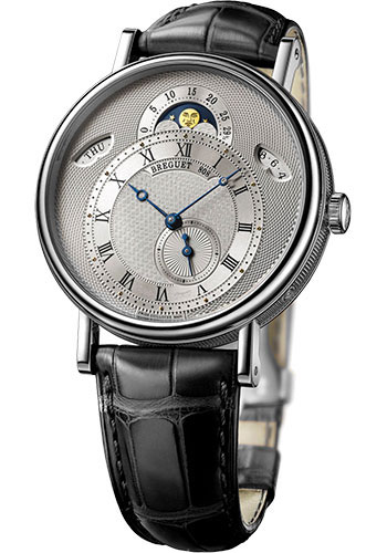 Breguet Watches - Classique 39mm - White Gold - Style No: 7337BB/1E/9V6