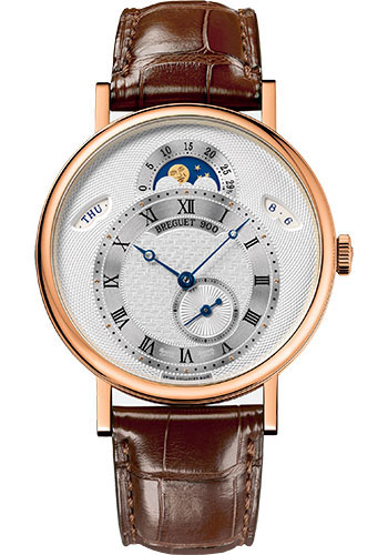 Breguet Watches - Classique 7337 - Moon Phases - 39mm - Style No: 7337BR/1E/9V6