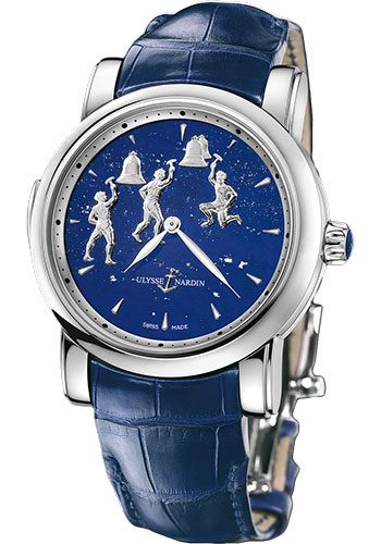 Ulysse Nardin Watches - Classic Minute Repeater Triple Jack - Style No: 739-61/E3