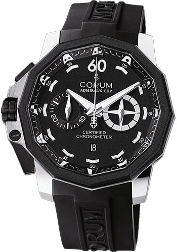 Corum Watches - Admiral's Cup Chrono 50 LHS - Style No: 753.231.06/0371 AN12