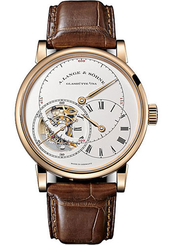 A. Lange & Sohne Watches - Richard Lange Tourbillon Pour Le Merite - Style No: 760.032F