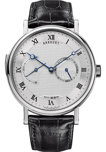 Breguet Watches - Classique Grande Complication 7637 - Minute Repeater - 42mm - Style No: 7637BB/12/9ZU
