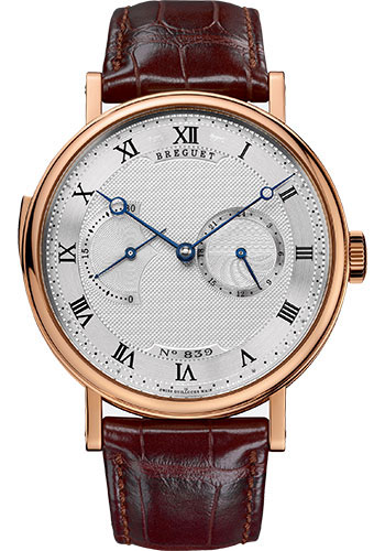 Breguet Watches - Classique Grande Complication 7637 - Minute Repeater - 42mm - Style No: 7637BR/12/9ZU
