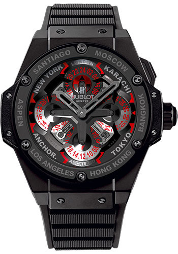 Hublot Watches - Big Bang King Power 48mm Unico GMT - Style No: 771.CI.1170.RX