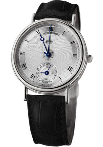 Breguet Watches - Classique 35.5mm - White Gold - Style No: 7717BB/1E/986