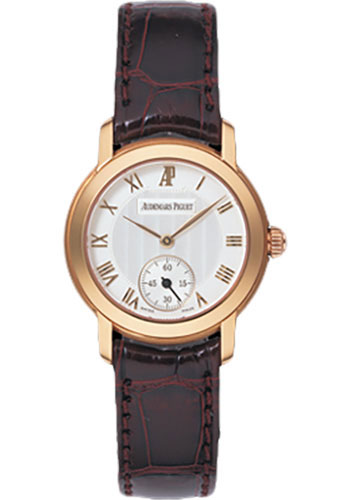 Audemars Piguet Watches - Jules Audemars Small Seconds Pink Gold - Style No: 77208OR.OO.A067CR.01